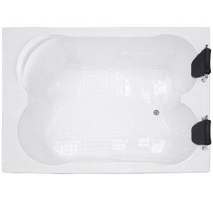 Фото товара Акриловая ванна Royal Bath Hardon 200х150 RB083100K без гидромассажа.
