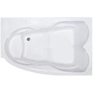 Фото товара Акриловая ванна Royal Bath Shakespeare 170х110 R RB652100K-R без гидромассажа.
