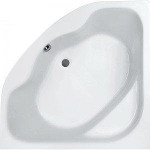 Фото товара Акриловая ванна Santek Мелвилл 140х140 без гидромассажа.