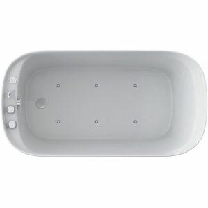 Фото товара Акриловая ванна SSWW M635 140х75 без гидромассажа.