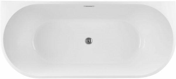 Акриловая ванна Swedbe Vita 170х75 8828 без гидромассажа доступна к покупке по выгодной цене.