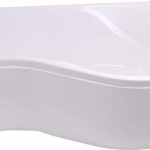 Фото товара Акриловая ванна Triton Мишель 170х96 Белая L.