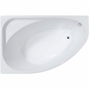 Фото товара Акриловая ванна Vagnerplast Hapi 170х110 L VPBA170HAP3LX-04 без гидромассажа.