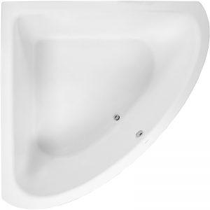 Фото товара Акриловая ванна Vagnerplast Incognito 180х180 без гидромассажа.