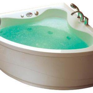 Фото товара Акриловая ванна Victory Spa Curacao 135х135 Без системы управления.