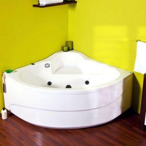Фото товара Акриловая ванна Victory Spa Flamenco 135х135 Без системы управления.