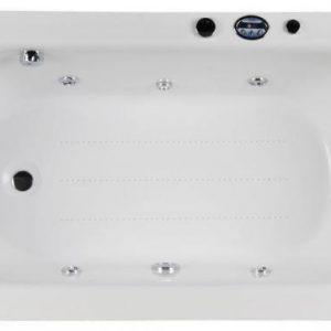 Фото товара Акриловая ванна Victory Spa Flores Без системы управления.