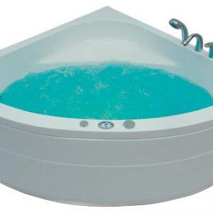 Фото товара Акриловая ванна Victory Spa Malta 135х135 Без системы управления.