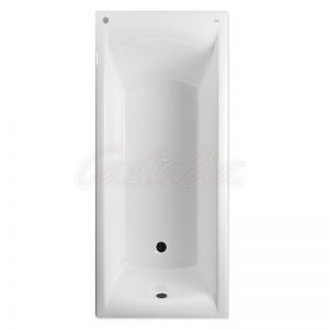 Фото товара Чугунная ванна Castalia Prime 170х75 с антискользящим покрытием.