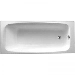 Фото товара Чугунная ванна Jacob Delafon Diapason 170х75 E2937-00 без отверстий для ручек.