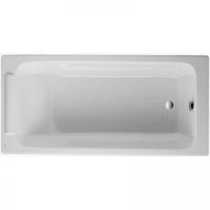 Фото товара Чугунная ванна Jacob Delafon Parallel 150х70 E2946-00 с антискользящим покрытием.