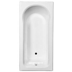Фото товара Чугунная ванна Pucsho Golda 170х80 с антискользящим покрытием.