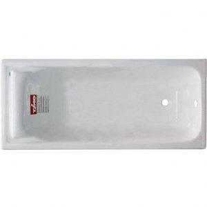 Фото товара Чугунная ванна Timo Tarmo 180х80 с антискользящим покрытием.