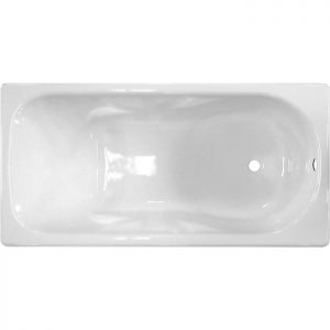 Фото товара Чугунная ванна Универсал Сибирячка 150х75 442822 без антискользящего покрытия.