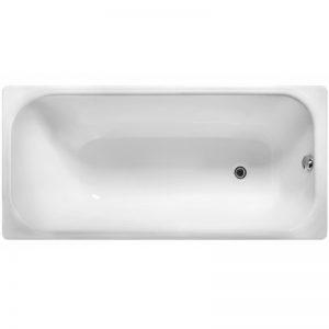 Фото товара Чугунная ванна Wotte Start 160х75 БП-э000001106 без антискользящего покрытия.