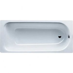 Фото товара Стальная ванна Kaldewei Eurowa 310 150х70 без отверстий под ручки.