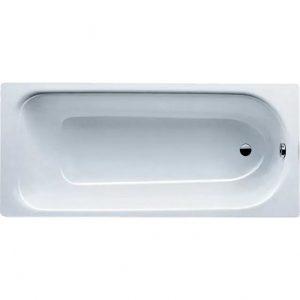 Фото товара Стальная ванна Kaldewei Eurowa 312 170х70 без отверстий под ручки.