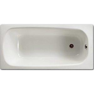 Фото товара Стальная ванна Roca Contesa 140х70 236160000 без антискользящего покрытия.